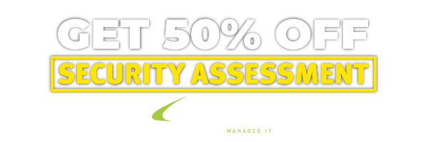 50% off first security assessment